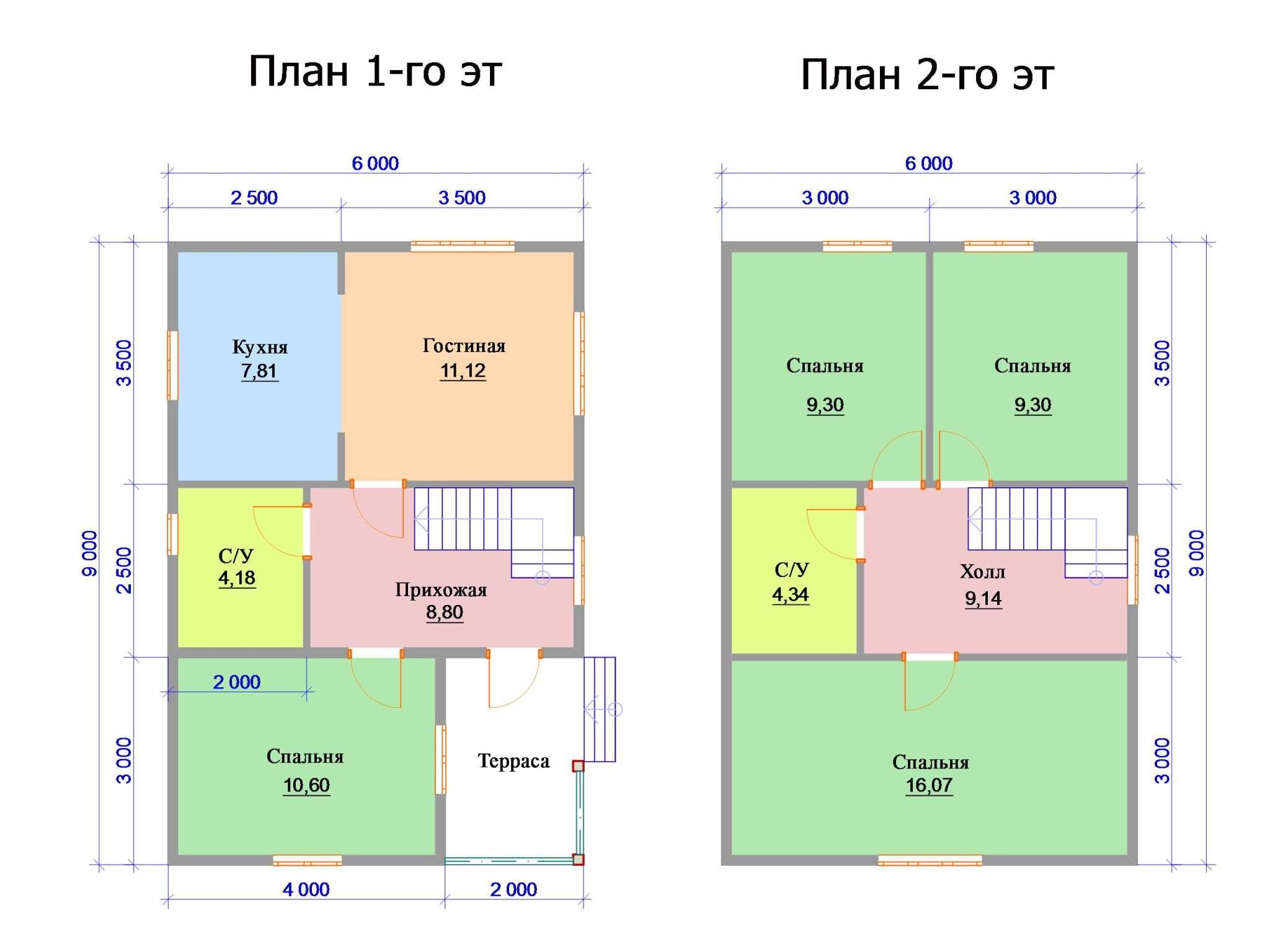 дом 5 на 9 двухэтажный снятся